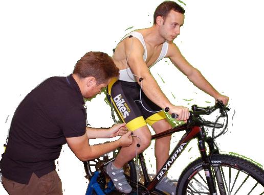 Mejora tu postura en la bicicleta con un estudio biomecánico